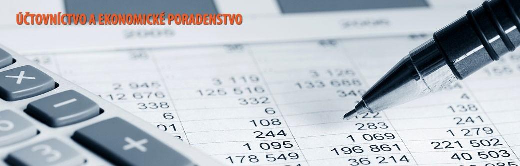 Učtovníctvo a ekonomické poradenstvo